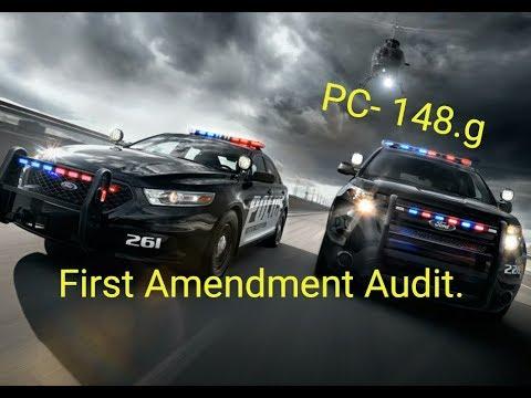 First Amendment Audit. Vlogging. At San Pedro Federal Prison.