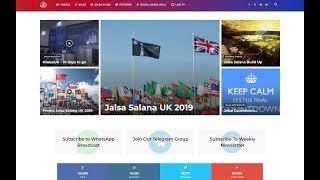 JalsaConnect Relaunch - Promo