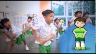 Fun Dance: Warm Up, Super Kids!