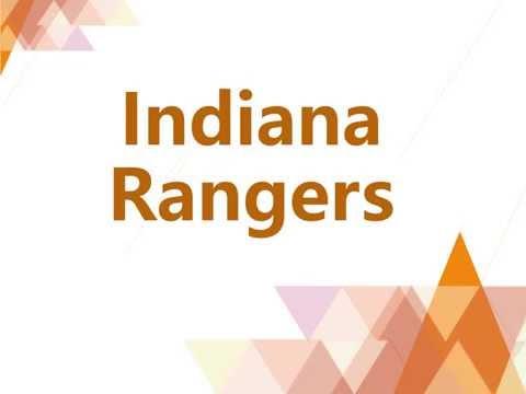Indiana Rangers | Miltary History