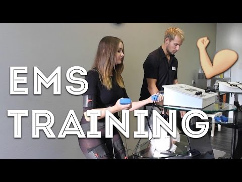 EMS-Training - Kosten, Schmerzen, Erfolge,... - Langzeittest - YooNessa
