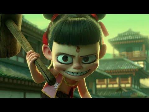 国产动画电影的巅峰之作,打破迪士尼票房纪录,成为中国票房奇迹