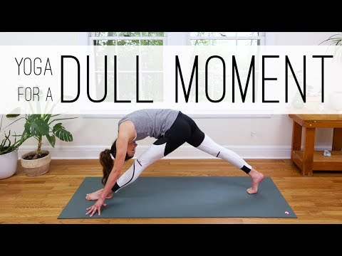 Yoga For A Dull Moment|Yoga With Adriene