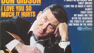 Don Gibson - Its My Way YouTube Videos