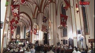Msza św. w Bazylice Archikatedralnej w Warszawie