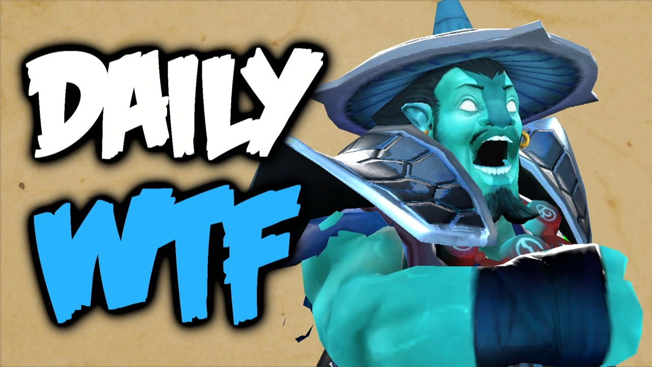 Dota 2 Daily WTF - That was a nice move