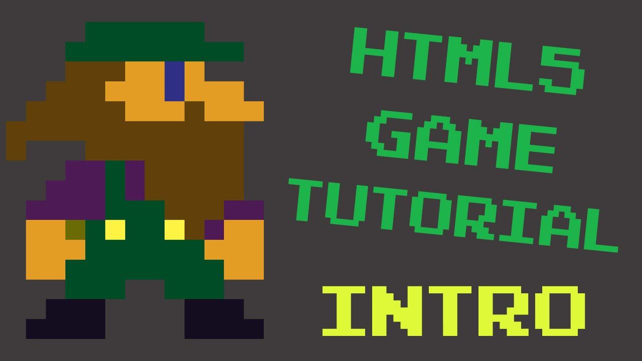 Intro: HTML5 Game Programming Tutorial (Javascript) - Similar to ...