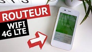GLOCALME ROUTEUR MOBILE G3 4G LTE | LE MEILLEUR HOTSPOT WIFI 4G POUR VOYAGER !!!