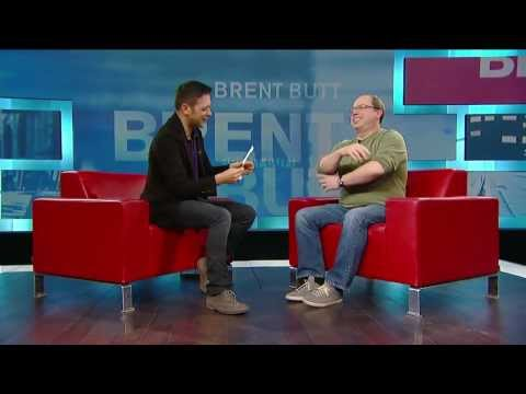 Brent Butt on George Stroumboulopoulos Tonight: INTERVIEW