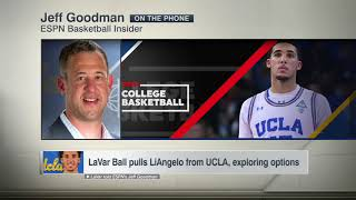 What's next for LiAngelo Ball after leaving UCLA