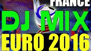 "UEFA EURO 2016 SONG ANTHEM ""SUNRISE AT THE BEACH"" DJ MEGAMIX (FRANCE) EM 2016 FRANKREICH"