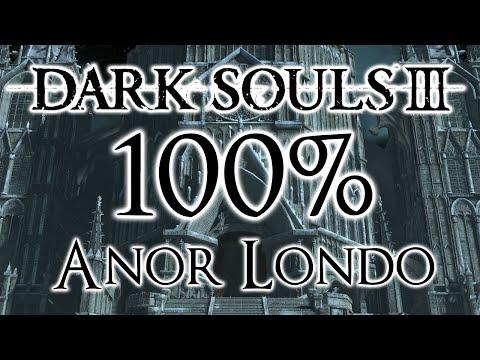 Dark Souls 3 100% Walkthrough #10 Anor Londo (All Items & Secrets)