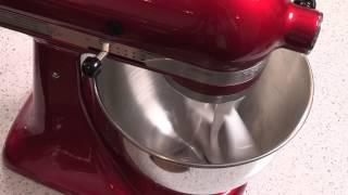 KitchenAid Stand Mixer: Dime Test