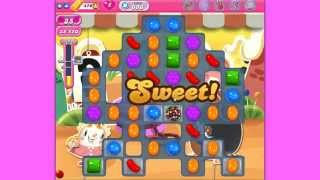 Candy Crush Saga level 688 NEW - no boosters !
