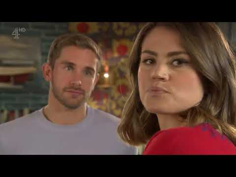 Hollyoaks October 3rd 2017