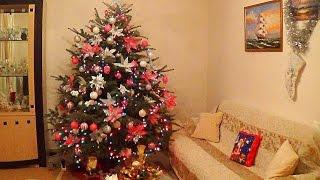 Моя ёлочка- 2015, декор квартиры! Как в Греции встречают Рождество!(, 2014-12-12T19:16:20.000Z)