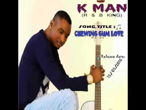 KMan-Chewing Gum Love DJ NDA