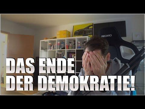 Ministerpräsident Kemmerich tritt zurück - Das Ende unserer Demokratie