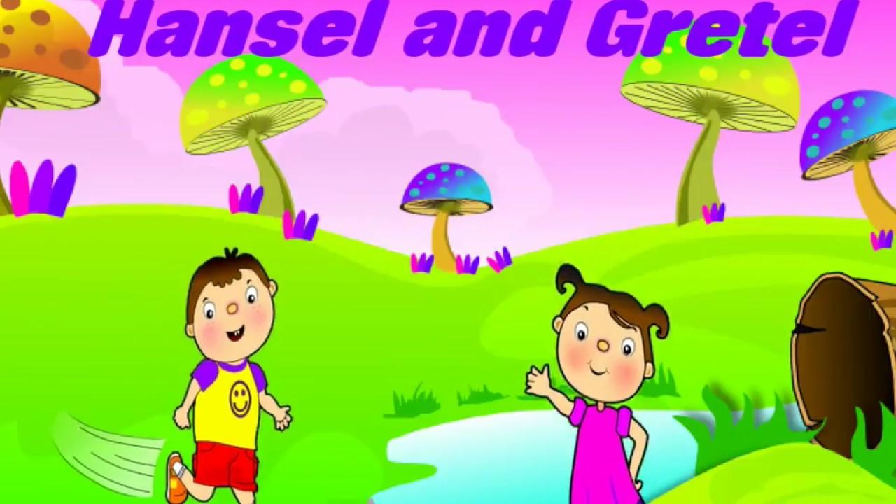 Short Animated Story Hansel And Gretel English