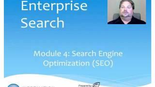 1.1.4 Search Engine Optimization