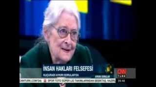 Felsefeci Gözüyle Dünyaya Bakış-prof. Dr. İonna Kuçuradi