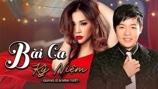 Bài Ca Kỷ Niệm - Quang Lê & Minh Tuyết [ Liveshow Hoài Linh ]