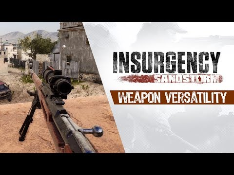 Insurgency: Sandstorm - Weapon Versatility