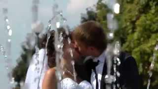 Свадьба  Александра и Наталии 8 августа 2014 г.  ДАВИД - ГОРОДОК(, 2014-08-23T22:25:22.000Z)