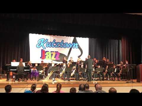 Wilson West Middle School Jazz Band
