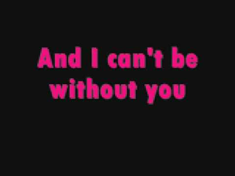 Sugababes - About You Now (lyrics)