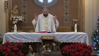 St. Francis Friary Livestream Mass – Holy Family