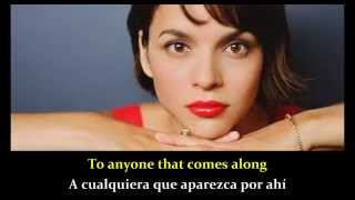 Seven Years - Norah Jones (Lyrics - sub. Español)