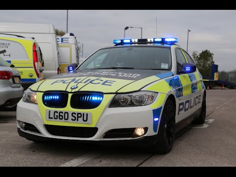 Avon and Somerset Police Video Compilation