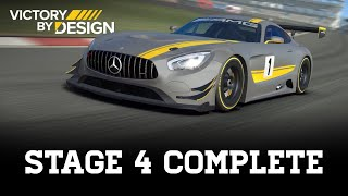 Real Racing 3 Victory By Design Stage 4 Upgrades 1121112 Only R$ RR3