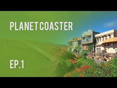 Planet Coaster timelapse S3 EP.1 | Mexico