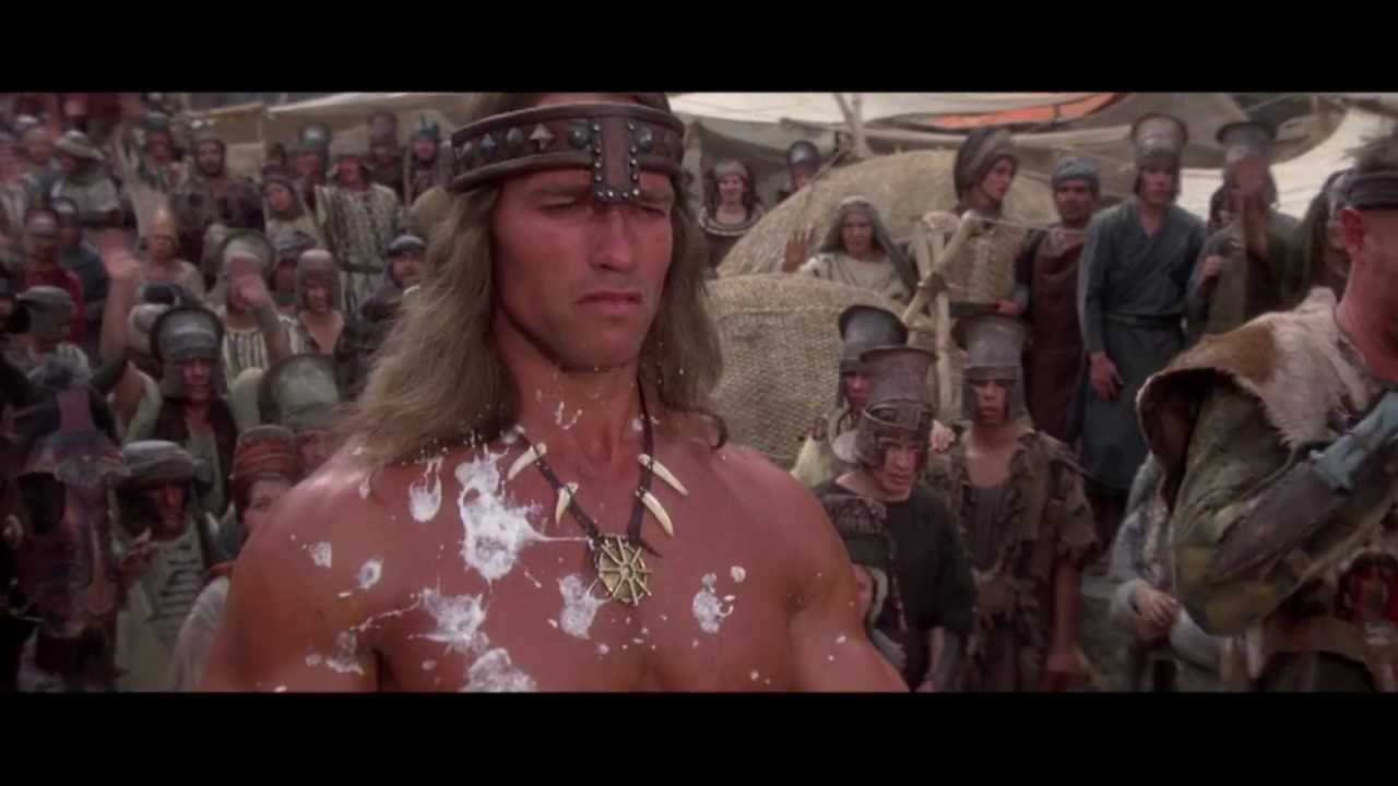 Discussion Of Conan 1982 & 84 Cut Scenes  Maxresdefault