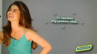 Anne Curtis for Doublemint | Part 1 (Behind The Scenes)
