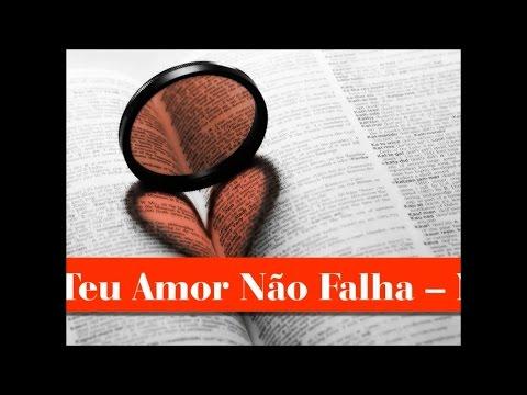 Teu Amor Não Falha - Nívea Soares (Playback e Legendado)