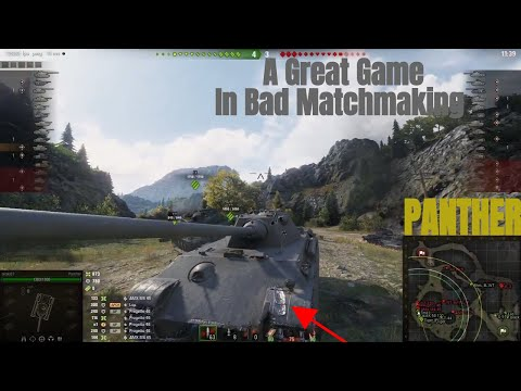 World of Tanks   A Great Game In Bad Matchmaking !!!