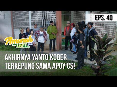 AMANAH WALI 3 - Akhirnya Yanto Kober Terkepung Sama Apoy CS! [04 Juni 2019]