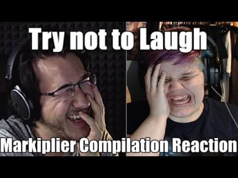 Try Not To Laugh Challenge || Markiplier Compilation ... Markiplier Try Not To Laugh