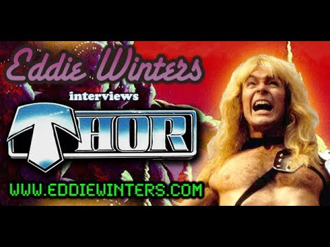 Jon Mikl Thor Exclusive Interview (2018)