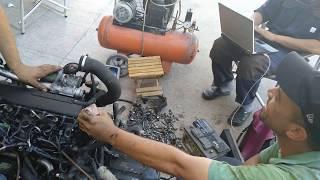Tester | Le Demarrage de Moteur Dacia  - إختبار | محرك داسيا د س ي