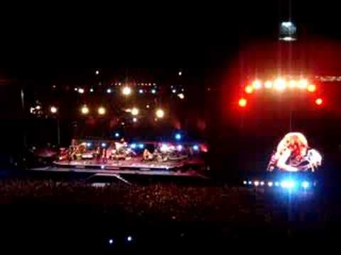 Bruce Springsteen - American Land - Madrid 2008
