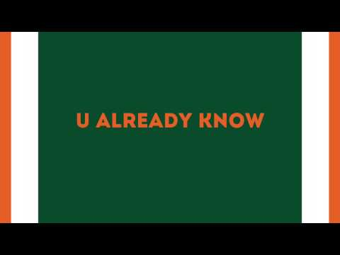 Trick Daddy U Already Know Lyric Video