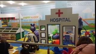 Viral#Palu Grand Mall lantai satu tempat bermainan anak Happy Kiddy