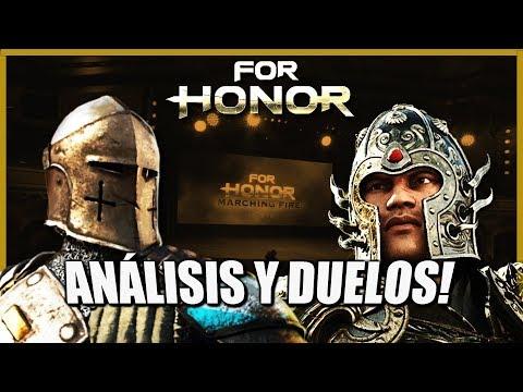 For Honor Español | ANÁLISIS Y DUELOS