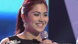 "THE VOICE Philippines : Isabella Fabregas ""NO ONE"" Live Performance"
