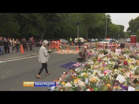 Following terror attack, New Zealand plans change to gun laws - ENN 2019-03-18
