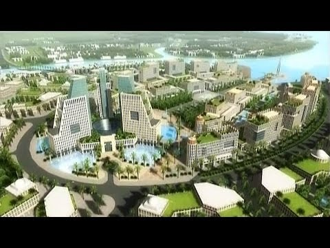 Jazan Economic City - Corporate Video